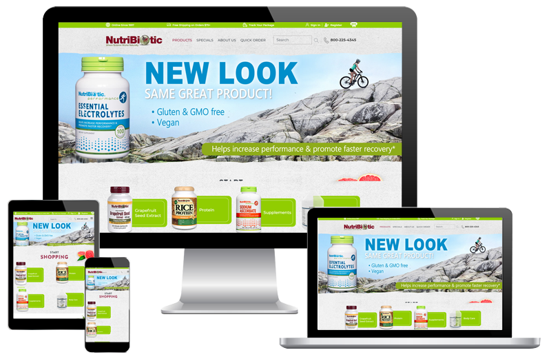 Nutribiotic After