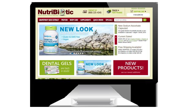 Nutribiotic Before