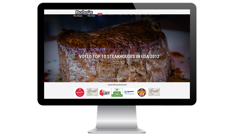 Boboquivaris Steakhouse Before