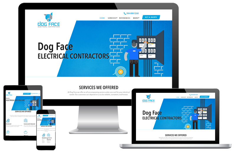 Dog Face Contractors After