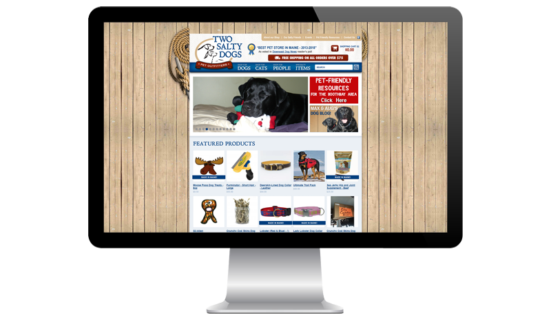 Two Salty Dogs Pet Outfitters